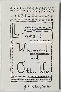 image of Lines; Whimsical and Other Wise