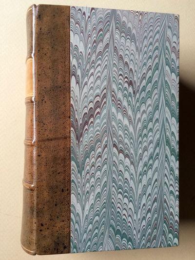 London: John Murray, 1822. First edition. Octavos, 3 vols., pp xii, 435; v, 446; vi, 419. First publ...