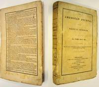 THE AMERICAN JOURNAL OF THE MEDICAL SCIENCES (MAY 1833, NO.XXIII, VOLUME  XII)