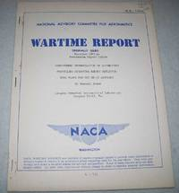 Wind Tunnel Investigation of Alternative Propellers Operating Behind Deflected Wing Flaps for the XB-36 Airplane (NACA Wartime Report)