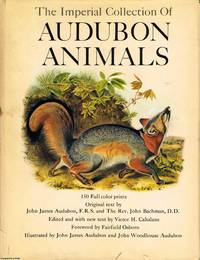 image of The Imperial Collection of Audubon Animals Quadrupeds of North America