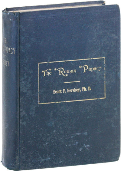Boston: Back Bay Book Co, 1895. First Edition. Octavo (22cm.); publisher's dark green gilt-lettered ...