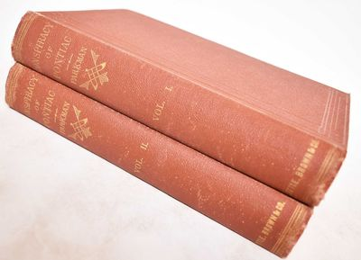 Boston, MA: Litte, Brown and Company, 1895. Hardcover. Good+. boards have speckled wears; wear to sp...