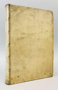 [Title in Greek, then]:  DIONYSII HALICARNASSEI ANTIQUITATUM ROMANARUM LIB. X. [and] DE COMPOSITIONE