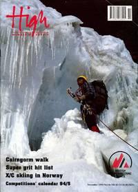 image of High Mountain Sports Magazine : Nov 1994  No 144