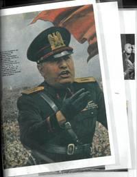 Mussolini, fascismo e nazismo.