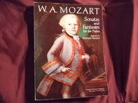 W.A. Mozart. Sonatas and Fantasies for the Piano. Sheet music