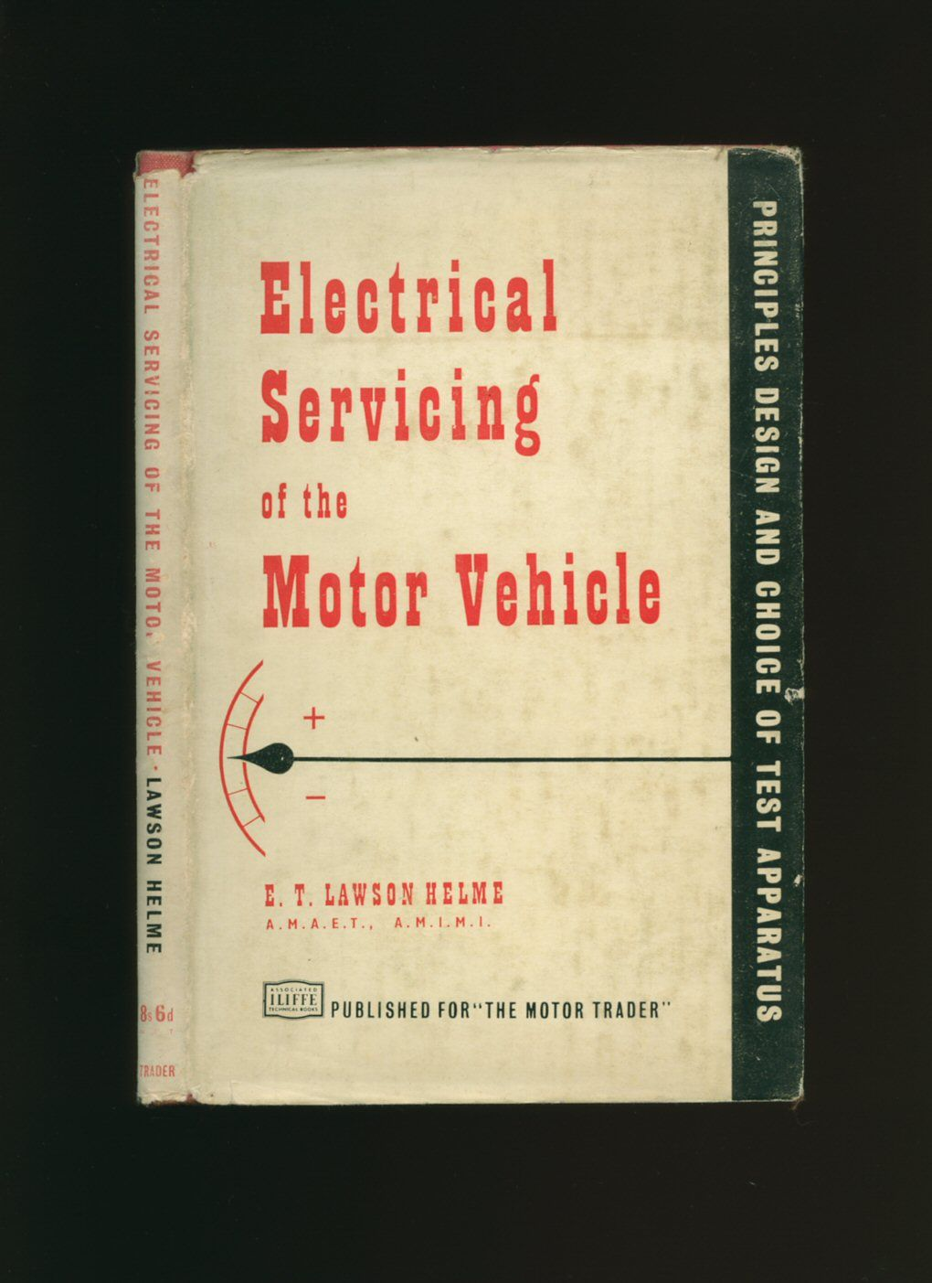 Electrical Servicing Of The Motor Vehicle Principles