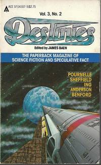 DESTINIES The Science Fiction Magazine: Vol. 3, No. 2 (1981)