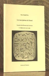 LES INSCRIPTIONS DE GLOZEL - ESSAI DE DECHIFFREMENT DE L'ECRITURE  1. TABLETTES DE TERRE CUITE