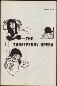 image of THREE PENNY OPERA (Theater de Lys Program) signed by Jerry Orbach. English adaptation of book and lyrics by Marc Blitzstein, Music by Kurt Weill, The.