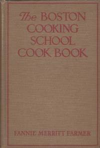 The Boston cooking-school cook book sixth edition 1936.