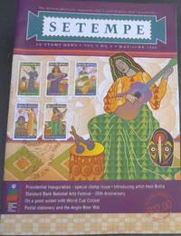 Setempe : S A Stamp News - Vol 4 No 3 - May/June 1999