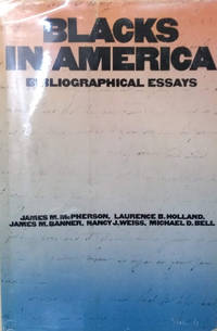 Blacks in America:  Bibliographical Essays