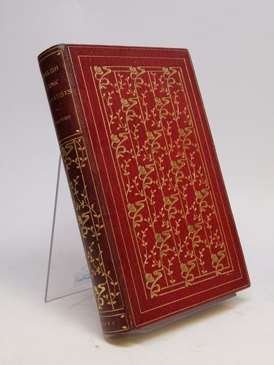 London: Kegan Paul, 1883. hardcover. very good(+). Rubricated title, 282 pages, unopened. Bound by Z...