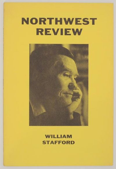 Eugene, OR: Northwest Review, University of Oregon, 1973. First edition. Softcover. 92 pages. Issue ...