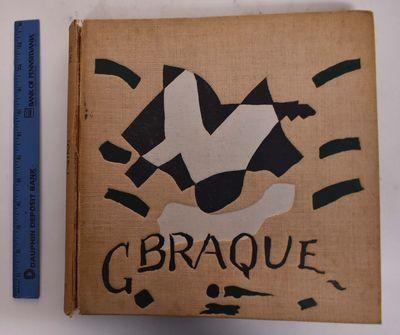 Paris, France: Maeght Editeur, 1960. Hardbound. VG- front outer hinge cloth broken, afe-toning to cl...