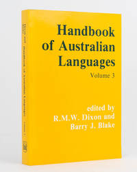 Handbook of Australian Languages. Volume 3. Djapu, a Yolngu Dialect; Yukulta; Uradhi [and] Nyawaygi
