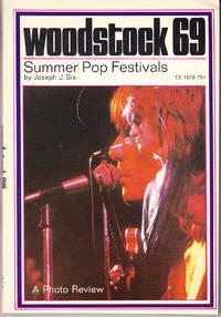 Woodstock 69: Summer Pop Festivals a Photo Review