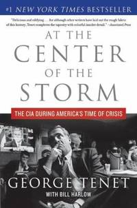 image of At the Center of the Storm : The CIA During America's Time of Crisis
