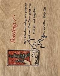 Wood Printing Sample Album