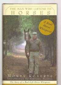 image of THE MAN WHO LISTENS TO HORSES