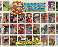 The Amazing World of CARMINE INFANTINO : An Autobiography (Signed & Numbered Ltd. Hardcover Edition)