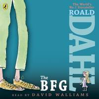 image of The BFG (Audio Book)