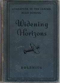image of Widening Horizons Literature in the Senior High School
