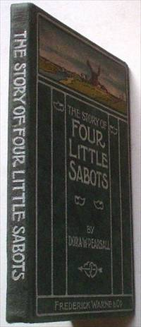 THE STORY OF FOUR LITTLE SABOTS