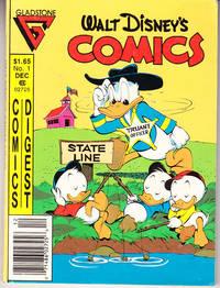 Walt Disney's Comics Digest # 1
