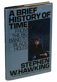 A Brief History of Time: From the Big Bang to Black Holes by  Stephen Hawking - Hardcover - First Edition - 1988 - from Burnside Rare Books, ABAA (SKU: 180319009)