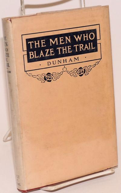 New York: Barse & Hopkins, 1913. 126p., introduction, bookplate, otherwise very ngood first edition ...