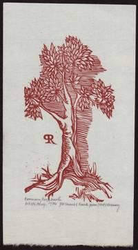 image of Artist's Proof [Tree].