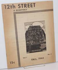 12th Street: a quarterly. Vol. 1 no. 2 (Fall, 1944)