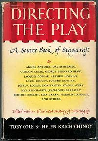 Directing the Play: A Source Book of Stagecraft