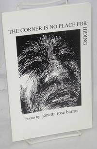 image of The Corner is No Place for Hiding: poems