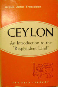 "Ceylon:  An Introduction to the ""Resplendent Land"""