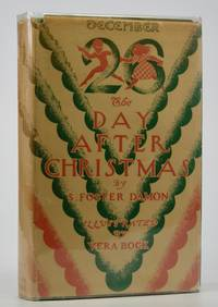 The Day After Christmas.; Illustrated by Vera Bock