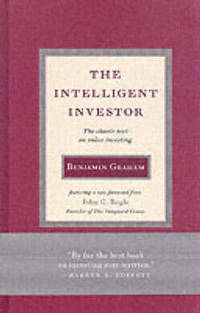 image of Intelligent Investor: The Classic Text on Value Investing