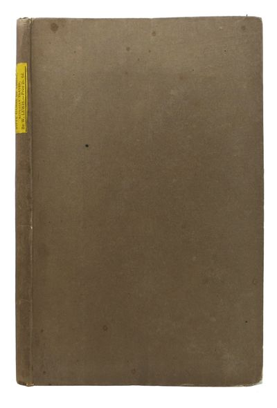 London: W. Simkin & R. Marshall, 1832. 1st edition. Drab paper boards (probably 'later', quite compe...