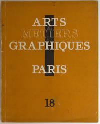Arts et métiers graphiques, n° 18, 15 juillet 1930
