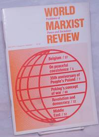 image of World Marxist Review: Problems of peace and socialism. Vol. 22, No. 7, 1979, Jul