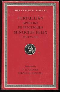 Apology; De Spectaculis; Octavius