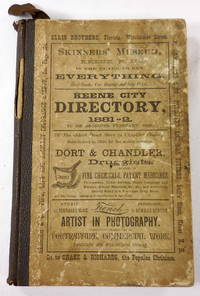 image of Keene City Directory for the Years 1881-2, Embraicing a General Directory of the Citizens, a Full Business Directory... [New Hampshire]