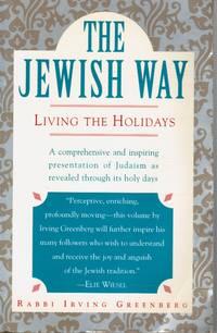 image of The Jewish Way: Living the Holidays