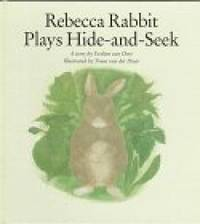 Rebecca Rabbit Plays Hide-and-Seek by David Davis - Hardcover - First English - 1997-10 - from Innerbooks (SKU: biblio 460)