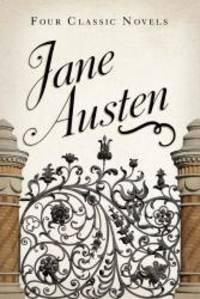 image of Jane Austen: Four Classic Novels (Fall River Classics)
