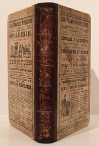 The San Francisco Directory and Business Guide, 1859-1860