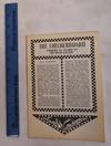 View Image 1 of 4 for The Checkerboard: Published on Occasion by the Weyhe Gallery : Gag Number *signed by artist* Inventory #173848